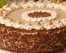 rokoko 01naslovna Rokoko torta s lješnjacima bolja i od moje omiljene iz Cukeraja