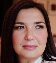 Dr. Lejla Kažinić Kreho (Snimila Marina Filipović Marinshe / Oblizeki)