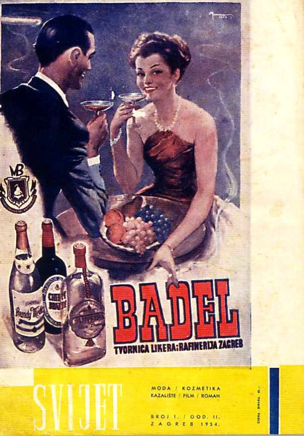 brandy 03revijaSvijet1954 Kako je Brandy domaći postao brend, pa Brand No 1