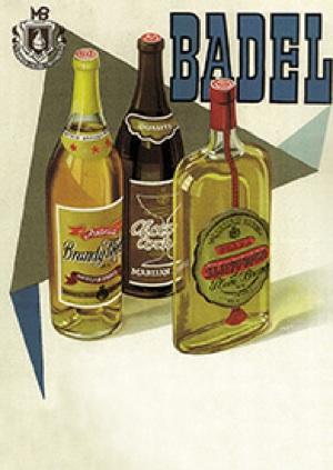 brendi 40OglasBrandyMedicinalMarijanBadel oko 1960. Kako je Brandy domaći postao brend, pa Brand No 1