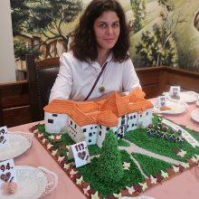 IMG_0821.JPG Nikolina Rabuzin us kolac Stari grad Varazdin